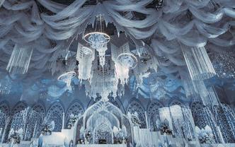 吉时婚礼秀高定系列——微光