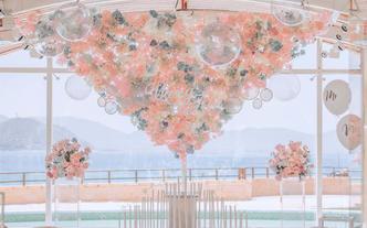 【缘鼎婚礼】海景礼堂婚礼一站式婚礼套系