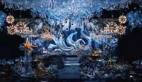 【蓝色梦幻】一社文化婚礼策划中心