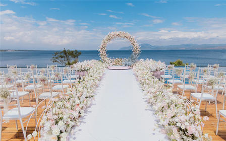 【罗曼斯海外婚礼】大理苍山洱海水台婚礼