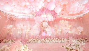 【超高人气选择】不到2W粉色唯美布置