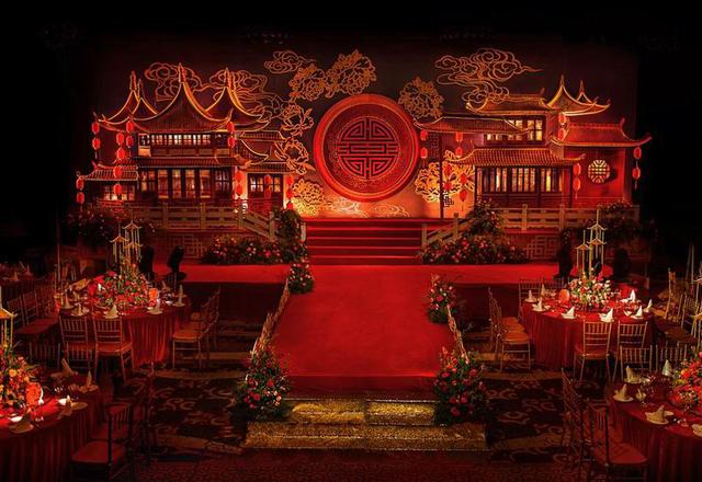 中式婚礼-清平梦高端古风婚礼策划