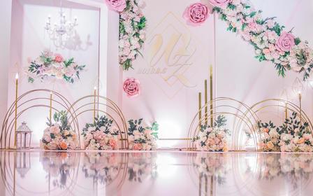 【千色阁】-婚礼主题定制式单留影区套餐(含设计)