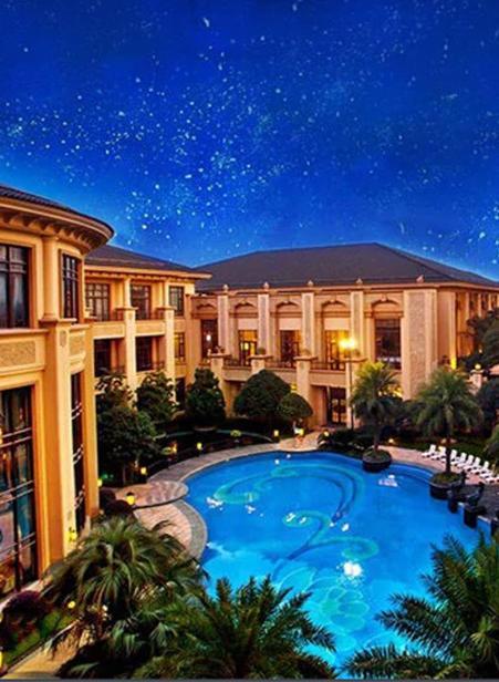 上海浦东星河湾大酒店