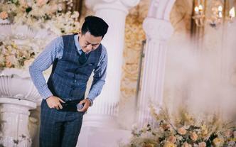 主持人林勇 才艺司仪 气氛型婚礼 创意游戏 总监