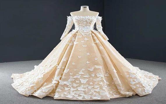 美婚纱2020新款新娘礼服