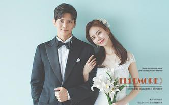 韩式《ELLEMORE》婚纱照系列