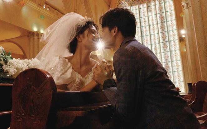 【稀缺档期】欧式教堂婚纱照+8服8造+无隐形消费