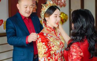 单机位全程优质婚礼跟拍 可去外地
