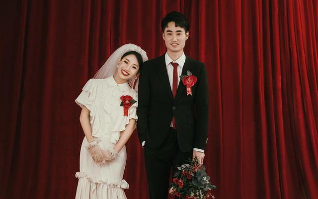 记忆里摄影丨简约韩式婚纱照 × 客片分享
