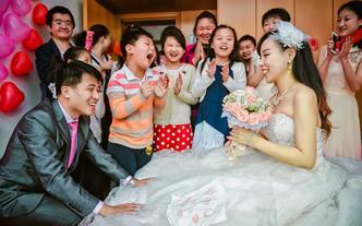 【初色摄影】 高级单机位婚礼跟拍摄影
