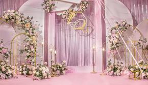 甜蜜的粉红 品质有保证 含四大区域布置