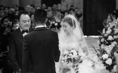 【格蕾希娅】教堂婚礼暖色风格暗色系情侣推荐款
