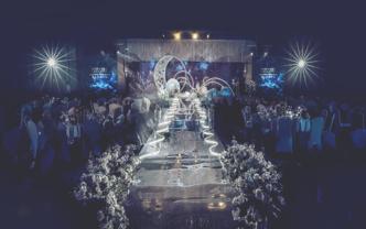 哒啉婚礼策划《星记》 神秘|深蓝|星空