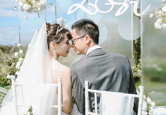 《怦然心动》简约大气草坪婚礼