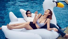 夏日泳池趴❤服装任选❤底片多拍多送