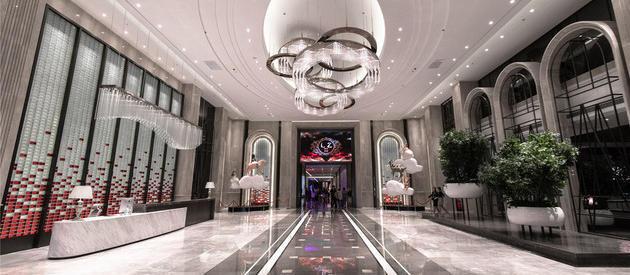 禧悦酒店宴会厅
