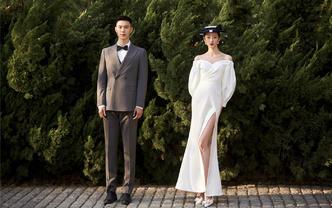 【双日双机位】样片团队含花絮视频婚纱照风格任选