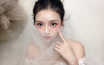 【榜单热销】总监档全程跟妆4造型中式唯美简约