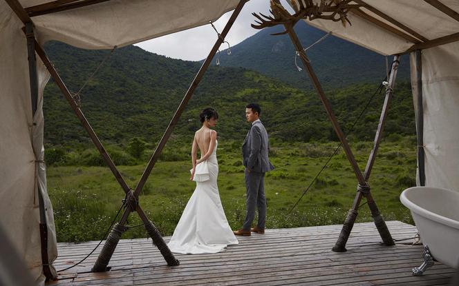 「城市旅拍」新品上线+定制风格·婚纱照系列