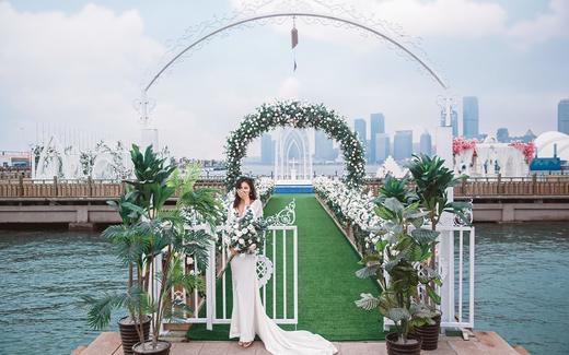 慕色美学婚纱摄影——天上教堂