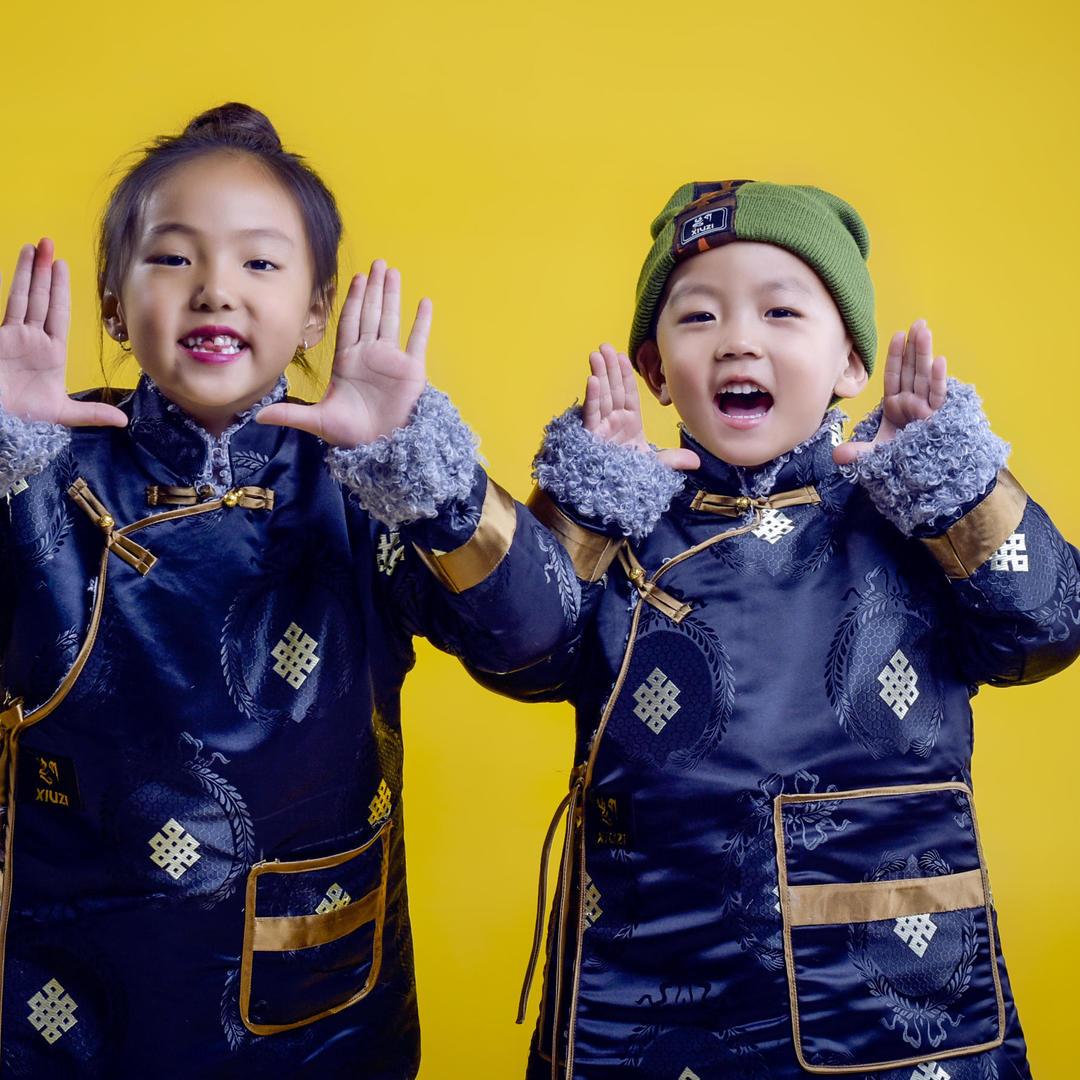 藏式儿童照 【穹穹儿童摄影】