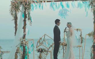 【创始人级】多机位摄像 旅行婚礼目的地婚礼拍摄