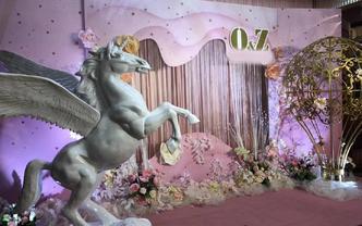 【人气好评】主持人+婚礼助手1名 仪式后互动表演