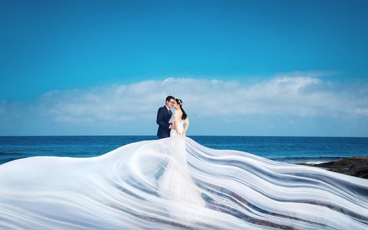 苏菲雅婚纱摄影 客照欣赏