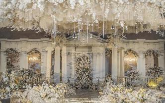 婚礼策划 | 西方雅典的力与美