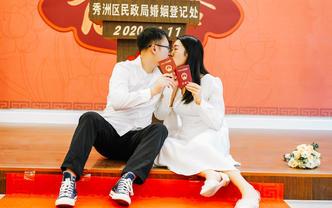 单机位领证跟拍—婚姻需要仪式感