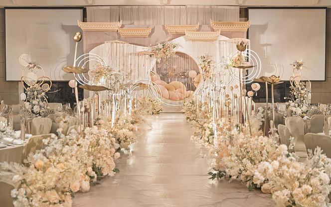 【限时特惠】超值 - 室内新中式 婚礼