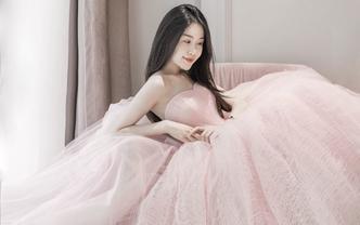 【蒂娜美学】1580婚纱特惠套系/送伴娘服