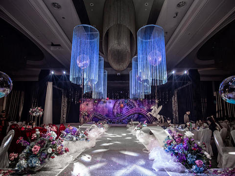 【婚礼必选】全程婚礼跟妆+摄影单机位+摄像双机位