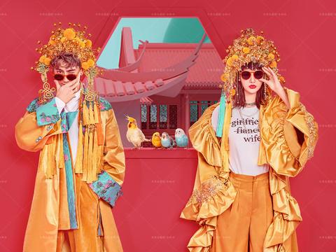 【东方国潮】10服10造 全新时尚系列 全国包邮
