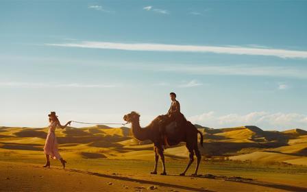 青海湖+草原沙漠立减2千+住宿接机包邮一站式服务