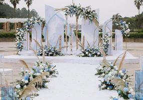 【一价全包】在老家也可以办的户外婚礼 含4大人员
