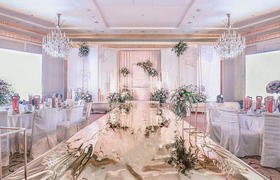 Meeting Wedding · 唯爱粉色