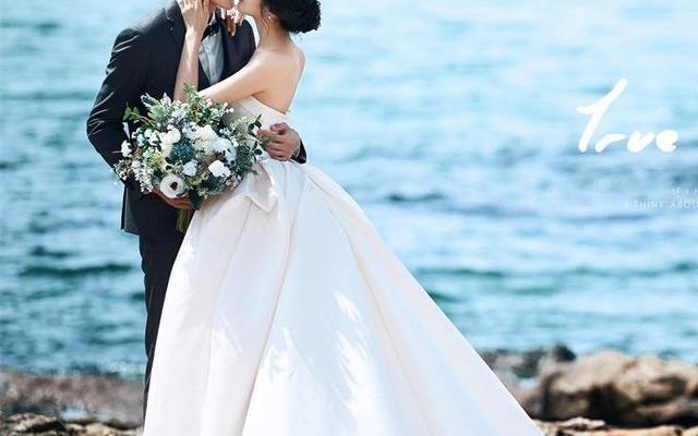 #完美嫁衣#蜜月旅拍系列《海角之恋》