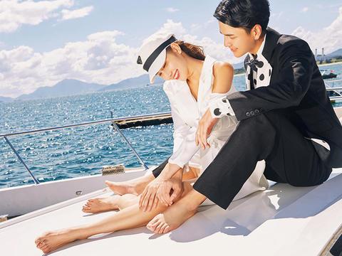 【先拍照后付款】送婚纱+送包邮+送酒店+送接机