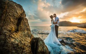 爱度旅拍婚纱摄影——三亚风情