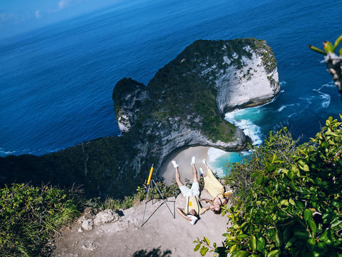 海外旅拍!送佩尼达岛旅游﹢住别墅﹢网红景点拍摄