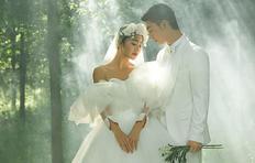 首席团队·8服8造 入夏自然风 元气森林婚纱照