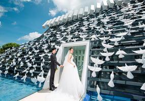约会巴厘岛旅拍❤送双岛游❤别墅泳池酒店❤网红景点
