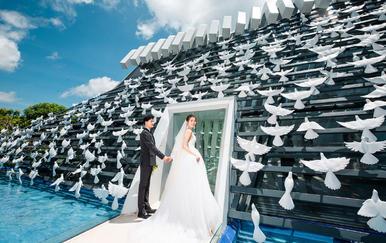 618明星款巴厘岛婚纱照❤别墅泳池酒店❤网红景点