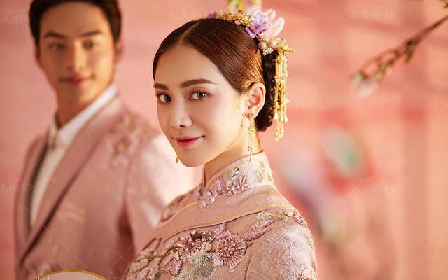 【玉兰】古典丨画意丨新中式婚纱照