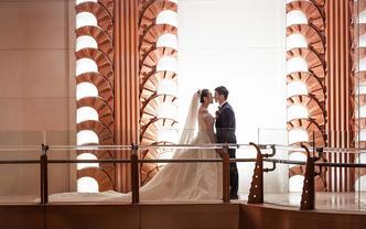 资深摄影师婚礼单机位拍摄