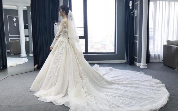 【婉纱仙妮】租赁热推套餐主纱+出门纱+礼服三件套