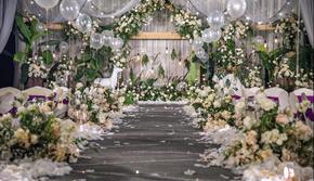 【白绿森系】唯美定制主题婚礼