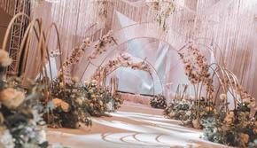 【爆款】百搭香槟色|套餐立减2000+赠送婚纱